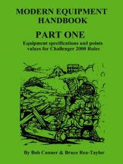 Challenger 2000 - Modern Equipment Handbook #1