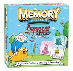 Memory Challenge - Adventure Time
