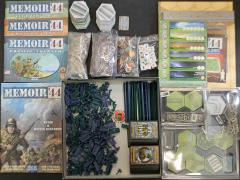Memoir '44 Collection #2 - Memoir '44 + 4 Expansions!