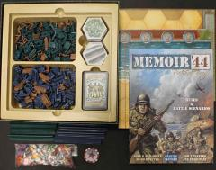 Memoir '44 Collection #3 - Memoir '44 + 4 Expansions!