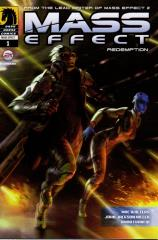 Mass Effect Vol. 1 - Redemption (Limited Edition)