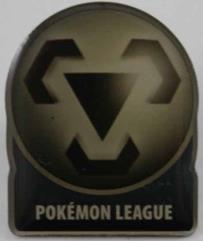Metal Energy Badge