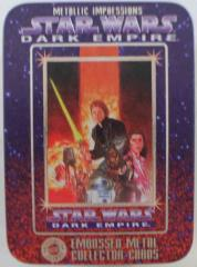 Star Wars Metallic Images - Dark Empire