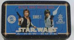 Star Wars Metallic Images - A New Hope