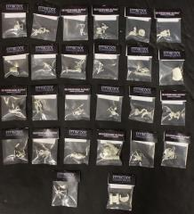 Metamorphosis Alpha Miniatures Collection - 26 Figures!