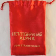 Metamorphosis Alpha Dice Bag - Pure Strain Human (Gary Con 2014 Exclusive)