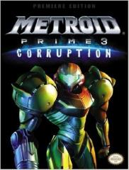Metroid Prime 3 - Corruption, Premiere Strategy Guide