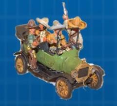 1915 Model T Ford Mexican Car Kit