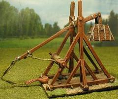 Large Siege Trebuchet