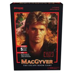 MacGyver - The Escape Room Game