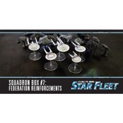 Squadron Box #7 - Federation Reinforcements