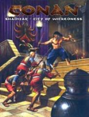Shadizar - City of Wickedness