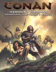 Hyboria's Fiercest - Barbarians, Borderers & Nomads