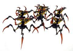 Warrior Bugs