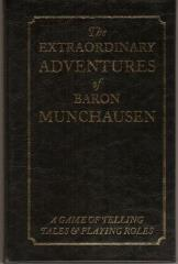 Extraordinary Adventures of Baron Munchausen, The (Deluxe Gentlemen's Edition)