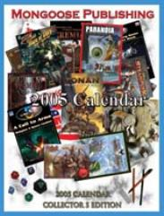 2005 Calendar (Limited Collector's Edition)