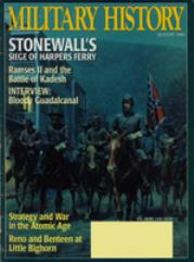 "Vol. 12, #3 ""Stonewall's Forgotten Masterpiece, The Battleships of Gdansk, Ambush at Kadesh"""
