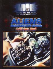 Aliens Recognition Guide #1