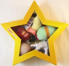 Christmas Ornaments Star Assortment