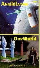 MicroGame #14 - Annihilator & One World