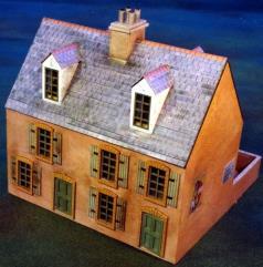 Mid-Terrace Houses
