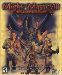 Might & Magic VIII - Day of the Destroyer
