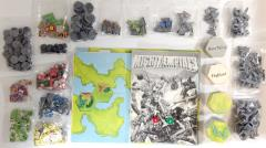Mighty Empires Lot - Base Game + Bonus Components!