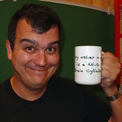 Mi-Go Mug
