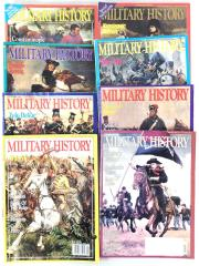 Military History Magazine Collection - 8 Issues!