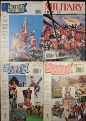 Military Hobbies Magazine Collection - 4 Issues!