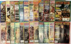 Military History Magazine Collection - 24 Issues