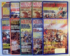 Military History Magazine Collection - 14 Issues!