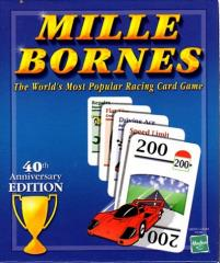 Mille Bornes - The World's Most Popular Racing Card Game (40th Anniversary Edition)