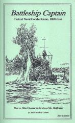 Battleship Captain (2nd Edition)