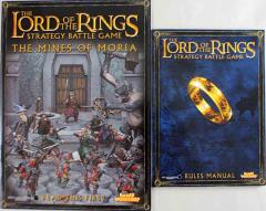 Mines of Moria Boxed Game Rulebook 2-Pack