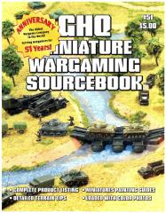 "#51 ""Catalog, Terrain Making, Miniatures Painting Guides"""