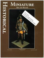 "Vol. 4, #1 ""Prussian Hussars, French Cuirassier Regiments fo the Franco-Prussian War"""