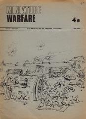 "Vol. 1, #4 ""American Civil War Ordinance, Speeds of Modern Tanks, Tips for Tank Builders"""