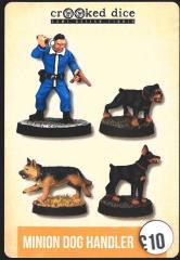Minion Dog Handler