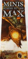 Promo Poster - Minis Played to the Max w/Githyanki Dragon Knight