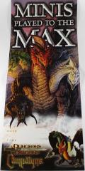 Promo Poster - Minis Played to the Max w/Aspect of Tiamat