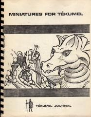 Tekumel Journal - Miniatures for Tekumel