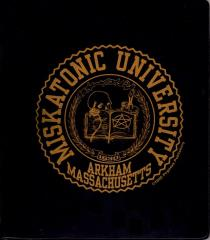 Miskatonic University Binder