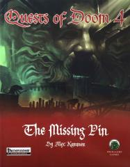 Missing Pin, The (Pathfinder)