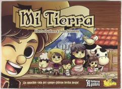 Mi Tierra (My Land, Bilingual English/Spanish Edition)