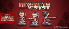 Chibi Miyamoto Mushashi (Gen Con Exclusive)