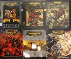 Warmachine MK I Rulebook 6-Pack!