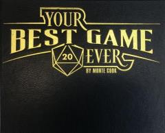 Your Best Game Ever (Leather Deluxe Edition, Kickstarter Exclusive)