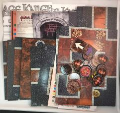 Mage Knight Dungeon Builder Collection #2