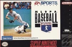 MLBPA Baseball '93